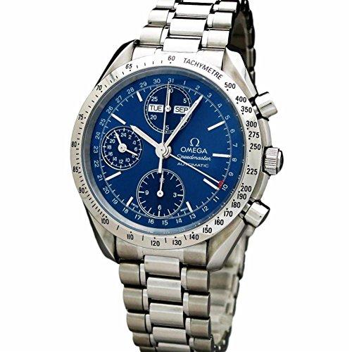 Omega Speedmaster Swiss-Automatic Male Watch 3521.80 (Certified ()