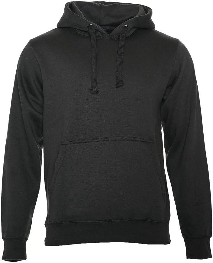 ROCK-IT Apparel/® Sweat a Capuche Homme Worker Hoodie Sweatshirt Pullover Hoody Taille S-5XL qualit/é 330g et tr/ès Doux Couleur Noir Camouflage blu Rosso Grigio