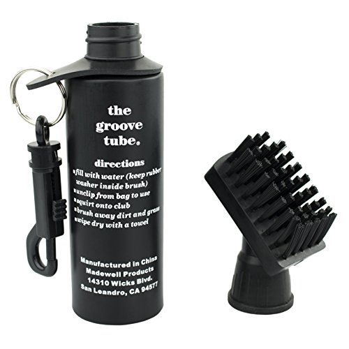 Groove Tube Golf Club Cleaner Squeeze Bottle Brush For 4 00