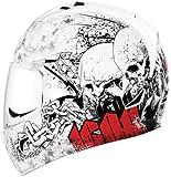 Icon Alliance Torrent Full Face Helmet White L/large