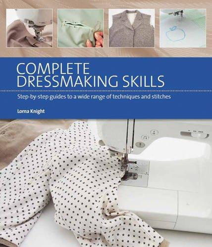 Complete Dressmaking Skills: Online Video Book Guides