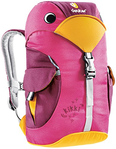Deuter Kikki Backpack - Kid's Magenta/Blackberry
