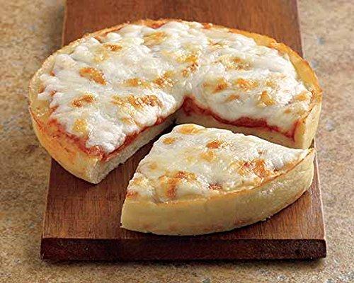 Individual Profundo Plato Pizza de queso: Amazon.com ...