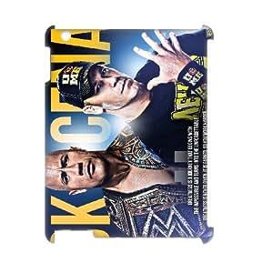 Classic Case WWE Wrestlemania pattern design For IPad 2,3,4(3D) Phone Case
