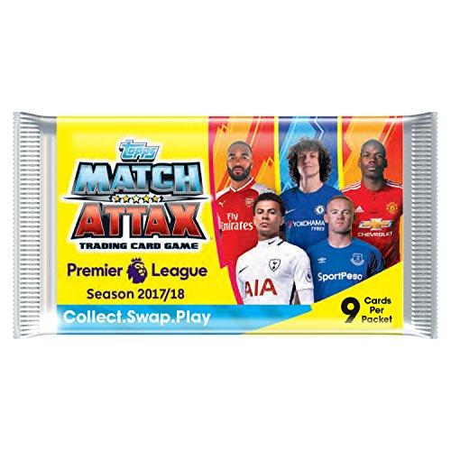 Buy match attax 100 club cards 2017/18