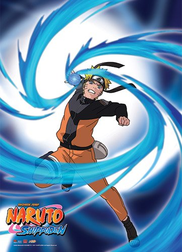 Great Eastern Entertainment 5241 Naruto Shippuden Naruto Ras
