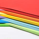 24lb 10 x 10inch 10 Colored Origami Paper Handmade