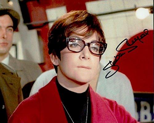 Sheila Steafel autographed photo