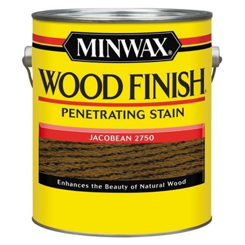 Minwax 71014000 Wood Finish Penetrating Stain, gallon, Jacobean