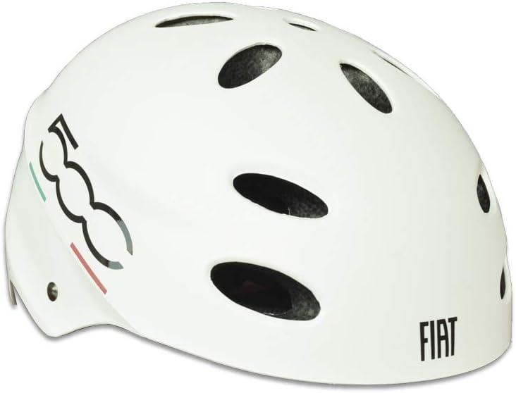 FIAT500 Fiat F500-HLXL-K - Casco L/XL 58-60 cm para patinetes y Skates