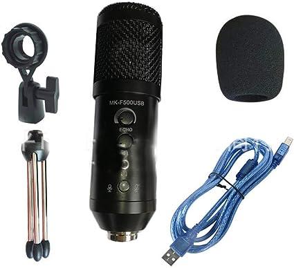 Studyset - Micrófono para Ordenador portátil (Interfaz USB ...