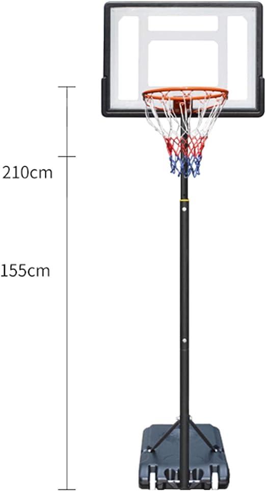 WeeLion El aro de Baloncesto para niños al Aire Libre, la Rueda de ...