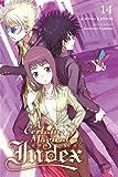 capa de A Certain Magical Index, Vol. 14 (light novel)