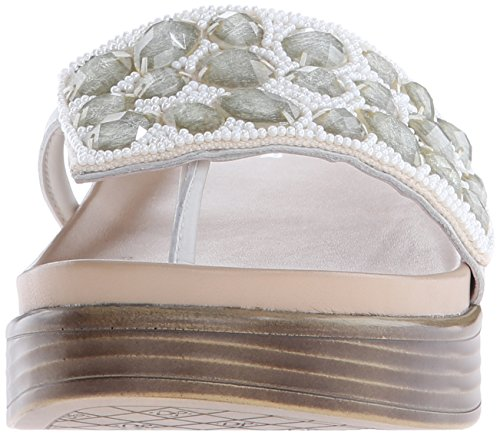 Sandalias De Plataforma Donald J Pliner Para Mujer Fifi17spf1 Blanco