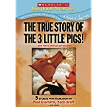 True Story of the Three Little Pigs (2010)