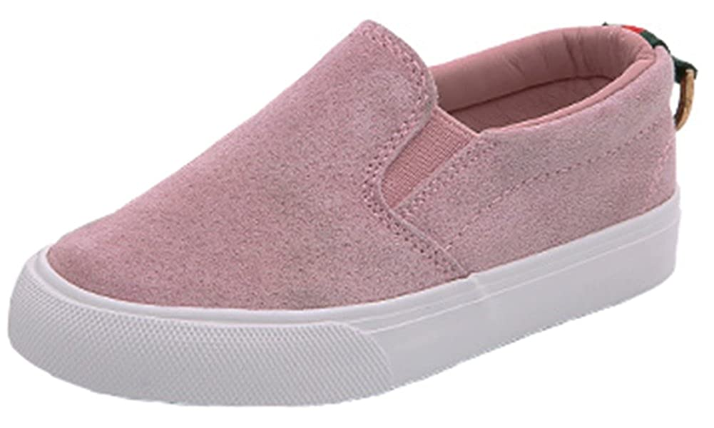 InStar Kids Comfy Slip On Sneakers Loafers Shoes