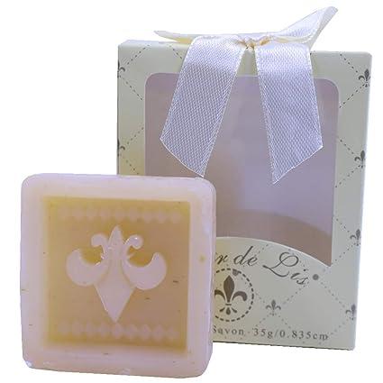 amazon com aixiang 24 pieces soap favors for wedding favors bridal