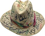 Golf Greats Signed Autographed Hat Palmer Nicklaus Player Sorenstam SCG - Autographed Golf Equipment