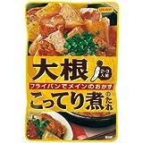 日本食研 大根こってり煮のたれ 90g×4個