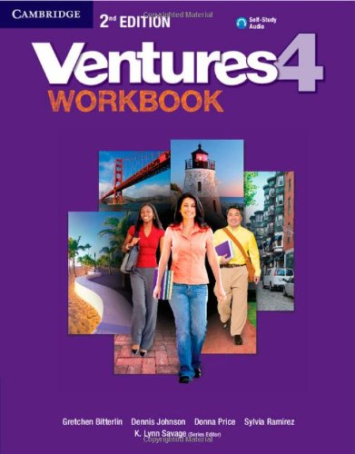 Ventures Level 4 Workbook with Audio CD by Brand: Cambridge University Press