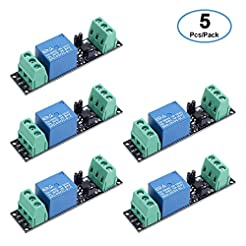Icstation 3V 1 Channel Relay Power Switc...