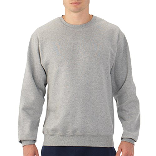 fruit-of-the-loom-mens-crew-sweatshirt-steel-grey-heather-3x-large