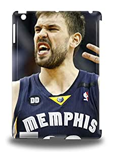 New NBA Memphis Grizzlies Marc Gasol #33 Skin 3D PC Case Cover Shatterproof 3D PC Case For Ipad Air ( Custom Picture iPhone 6, iPhone 6 PLUS, iPhone 5, iPhone 5S, iPhone 5C, iPhone 4, iPhone 4S,Galaxy S6,Galaxy S5,Galaxy S4,Galaxy S3,Note 3,iPad Mini-Mini 2,iPad Air )