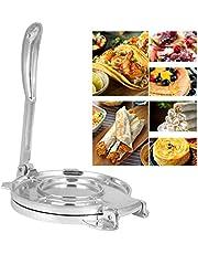 Tortilla Press Maker, Tortilla Maker, Kitchen Utensils Aluminum Alloy for Rotis, Empanadas Tortillas, Patacones Arepas, Quesadillas