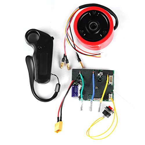 - UL 24V 150W Brushless Motor With Hall Sensor Remote Control For Skateboard