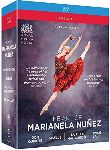 Blu-ray : Art Of Marianela Nunez (4 Pack, 4PC)