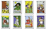 THE WONDERLAND TAROT IN A TIN [and cans a