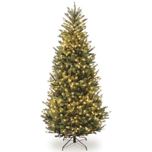 National Tree Fraser 10' Natural Fir Slim Tree ()