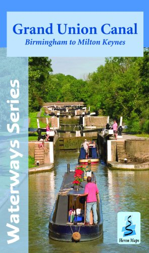 Grand Union Canal: Birmingham to Milton Keynes ()