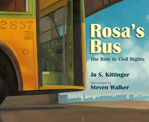 Rosa's Bus: The Ride to Civil Rights (Rosa Parks And The Montgomery Bus Boycott)