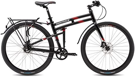 Montague Allston 11 Speed Belt Drive Folding Bike