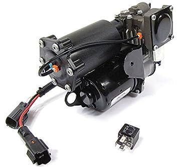 Land Rover LR4/Discovery 4 OEM Hitachi Compresor De Suspensión Neumática lr023964: Amazon.es: Coche y moto