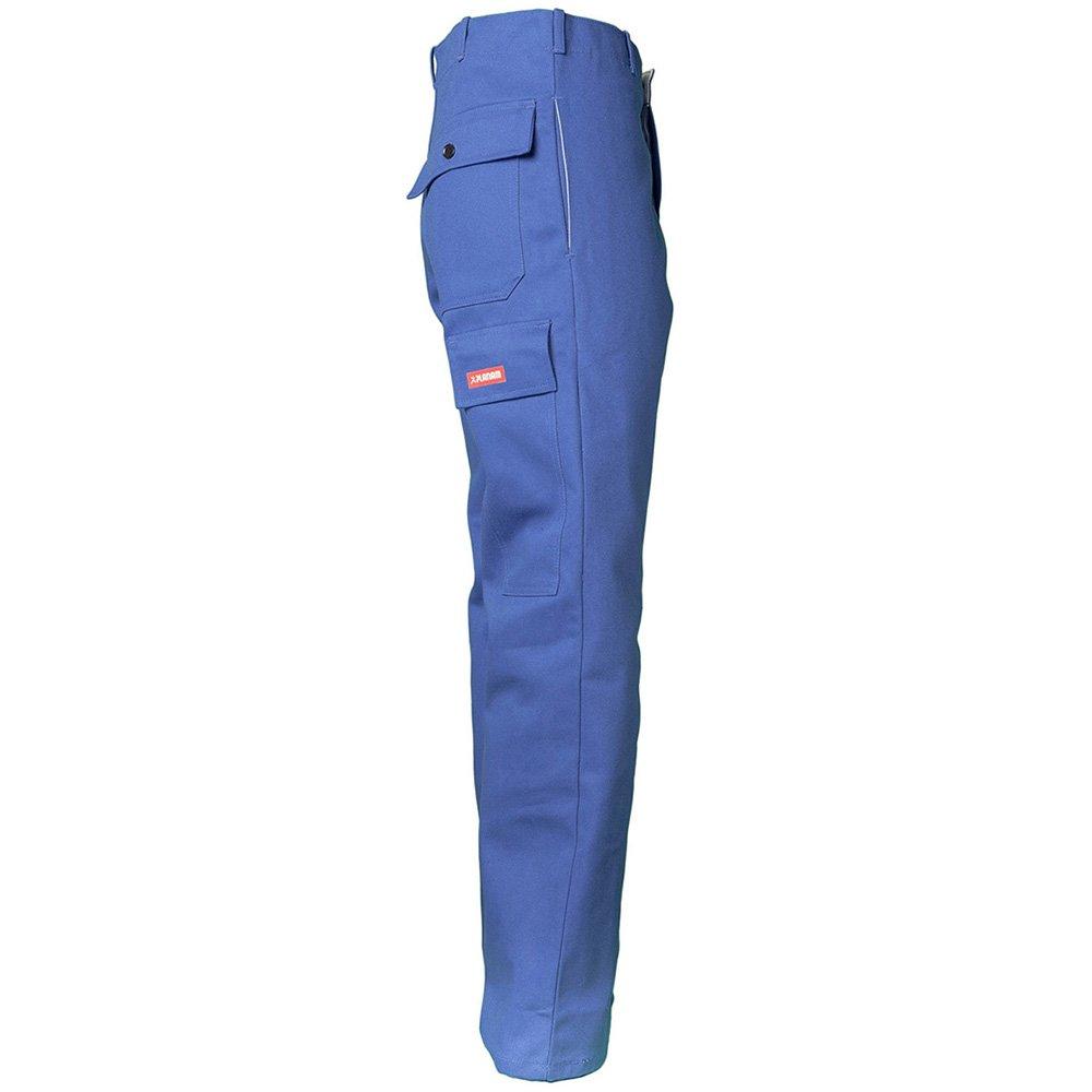 Planam soldador 400 G/m² pantalón azul: Amazon.es: Bricolaje y herramientas