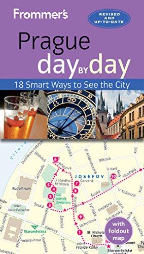 Frommer's Prague day by day [Mark Baker] (Tapa Blanda)