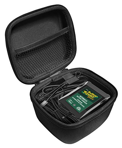 FitSand Hard Case for Battery Tender 021-0123 Battery Tender Junior 12V 0.75A...