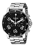 Nixon Men's A549000-00 Ranger Chrono Analog Display Quartz Silver Watch