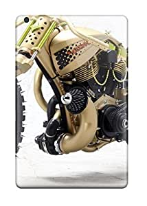 Fashionable MJJKHci7812PtnAz Ipad Mini/mini 2 Case Cover For Coolest Motorcycles Protective Case