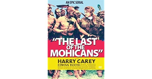Amazon.com: The Last of the Mohicans: Harry Carey, Hobart ...