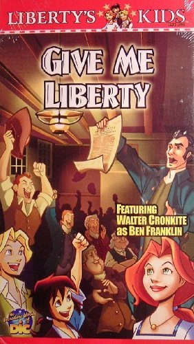 Liberty's Kids Vol 2:Give Me Liberty - 2 Liberty Kids