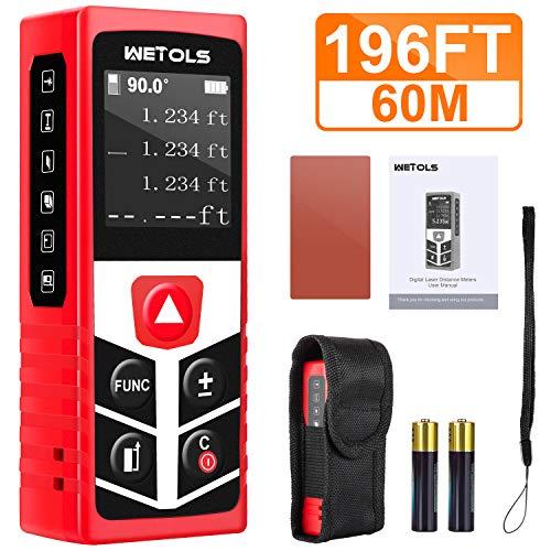 WETOLS Laser Distance Meters