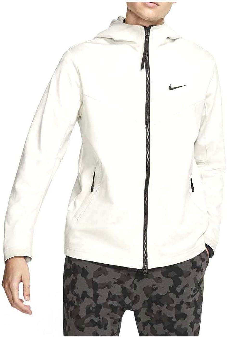 NIKE Chaqueta Sportswear Tech Pack Light Beige Hombre Medium Beige: Amazon.es: Ropa y accesorios