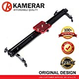 KAMERAR SLD- 230 MARK II 23'' DSLR Video Camera Slider Video Stabilizer System