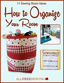 11 Sewing Room Ideas Organize ebook product image
