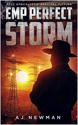 EMP Perfect Storm: Book 1 - Post Apocalyptic Survival Fiction by [Newman, AJ]