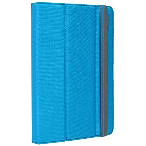 Targus Fit-N-Grip Universal Case for 7-8-Inch Standard Tablets, Blue (THZ58901US)