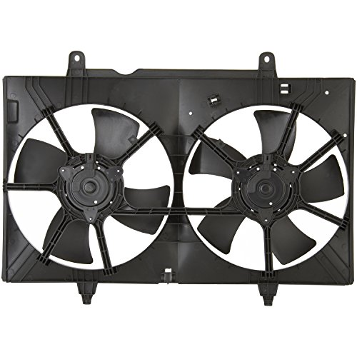 Spectra Premium CF23006 Dual Radiator Fan Assembly